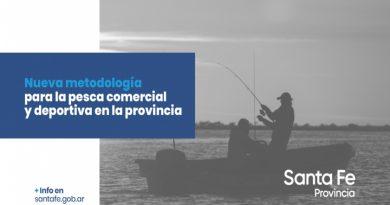 La provincia dispuso una nueva metodologia para la pesca comercial y deportiva