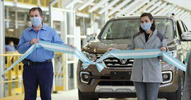 Industria nacional: Renault exportará la pick up Alaskan a mercados de la región en 2022