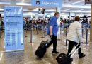 Un pasajero que llegó de Miami quedó detenido por ocultar que tenía coronavirus.