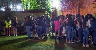 Formosa: desarticularon más de 20 fiestas clandestinas y una peña con 100 personas.