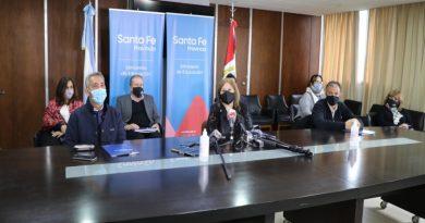 La provincia presentó el Plan de Fortalecimiento en la formación de Enfermería.
