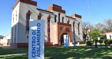 El municipio volvió a poner en funcionamiento el centro de aislamiento del Hipódromo