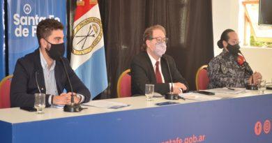 La provincia llevó a cabo una jornada de capacitación sobre pirotecnia, explosivos y pólvora