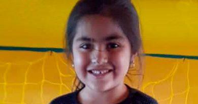 Se inició nuevo rastrillaje en la zona donde desapareció Guadalupe Lucero hace ocho días