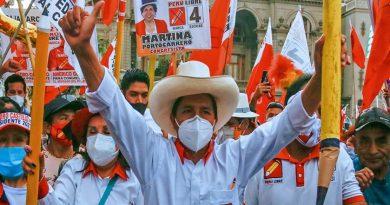 Perú: Crecen la inquietud y la tensión ante la indefinición de las elecciones presidenciales