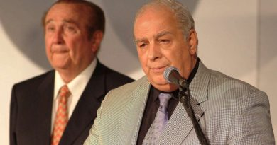 El FIFAgate sigue dando sorpresas: hallan más de cuatro millones de dólares en cuentas de Eduardo Deluca, exmano derecha de Julio Grondona