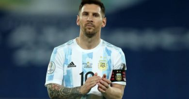 Esta buena versión de Messi no alcanza para ganar la Copa América