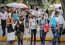 México indicó que cerca de una cuarta parte de su población se contagió de coronavirus