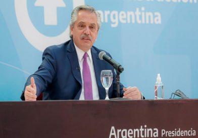 """Alberto Fernández, a los atletas nacionales: """"Valoro el enorme esfuerzo que han hecho"""""""