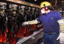 El sector de vidrio creció a más del 80% de producción en el marco de la pandemia