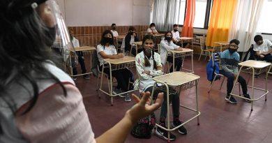 Las provincias preparan el retorno a clases presenciales con protocolos tras el receso invernal