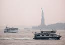 Nueva York, cubierta de humo por los incendios en el oeste de Estados Unidos