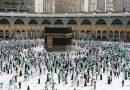 La Meca en tiempos de pandemia: de millones a solo 60.000 peregrinos de Arabia Saudita