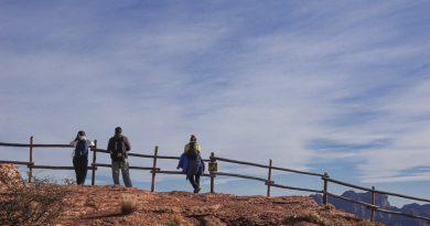 """Los parques nacionales """"Sierra de las Quijadas"""" y """"Mburucuyá"""" reabren sus puertas"""