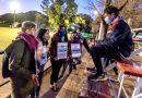 La campaña «Vacunate, amigo» llega a los clubes de la ciudad