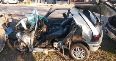 Accidente fatal entre dos autos en la A-012: fallecieron tres personas