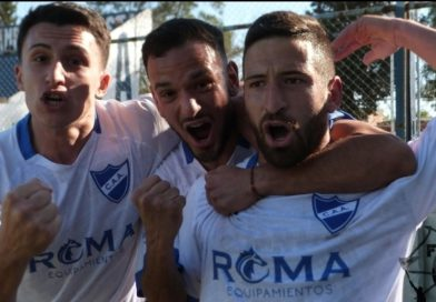 Argentino debutó goleando a Yupanqui en el Olaeta