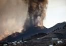 """España: La actividad del volcán de La Palma se redujo """"notablemente"""" pero mantienen la cautela"""