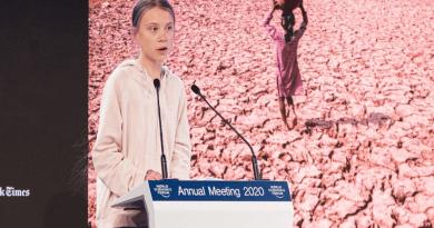 """Greta Thunberg acusó a los políticos de """"no hacer lo suficiente"""" para frenar el cambio climático"""