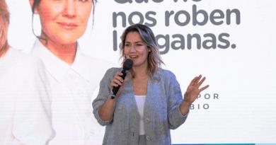 """Carolina Losada: """"El apoyo de la gente me emociona y es muy comprometedor"""""""