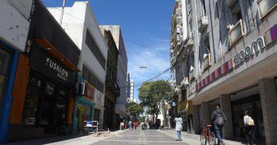 Plan de obras: arranca la remodelación de peatonal San Martín