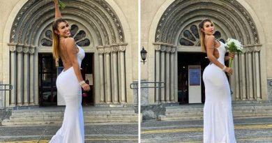 """Sologamia: una modelo brasileña se casó consigo misma para promover el """"amor propio"""""""