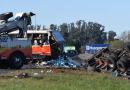 Un bebé muerto y seis heridos tras un choque múltiple en la Autovía 2