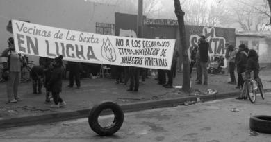"""Piden suspender el desalojo de 12 Familias en barrio """"La Sexta"""""""