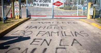 Petroquímica DOW: Temen que la firma adelante el cierre de la planta de Puerto General San Martín
