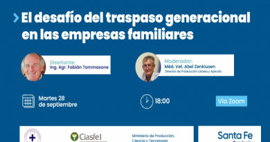 La provincia organizará una charla para abordar el traspaso generacional en las empresas familiares