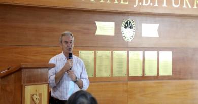 """La provincia conmemoró los 30 años de la descentrelización del hospital """"José Bernardo Iturraspe"""""""