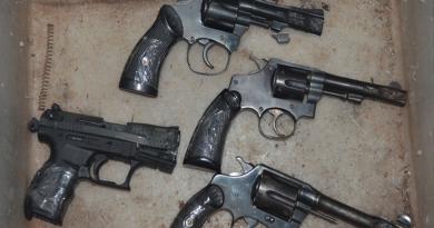 La Anmac secuestró en Santa Fe más de 1.200 armas de fuego y cerca de 600 mil municiones