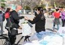 Distrito Norte: Una nueva edición de «Canjeamos tus reciclables» llega a la plaza Alberdi