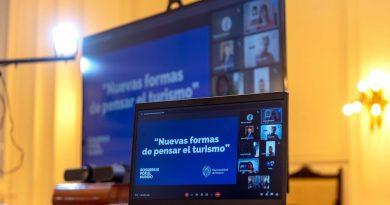 Rosarinos por el Mundo: con el foco en el turismo, se desarrolló el 5º encuentro de la red