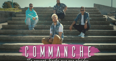 """Commanche llega con su lanzamiento titulado """"Te amaré hasta que me olvides"""""""