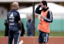 """Sampaoli antes del duelo ante el PSG de Messi: """"No hay tiempo para recuerdos"""""""